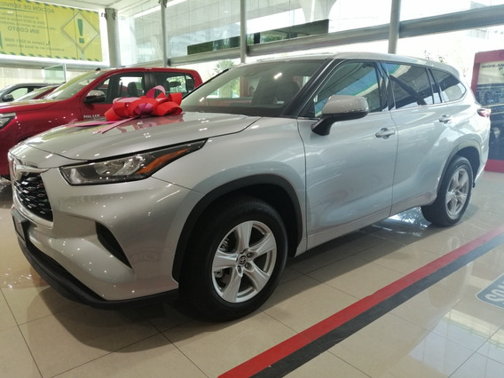 Toyota Highlander 3.5 Le At 2020