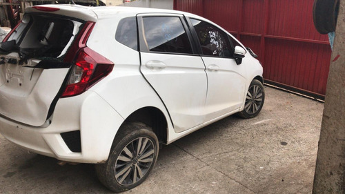 Sucata Honda Fit 1.5  Flex Somente Para Venda De Peças