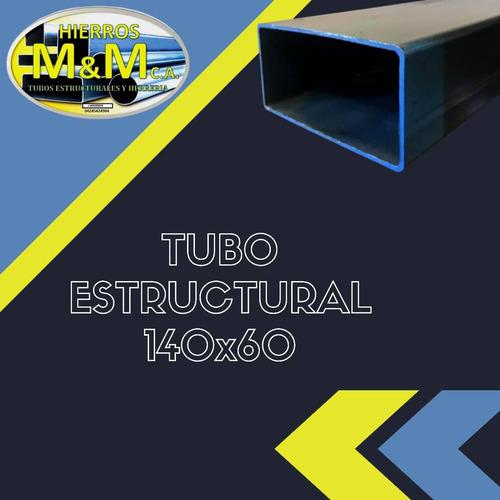 Tubo 140x60x12mts Por Atado