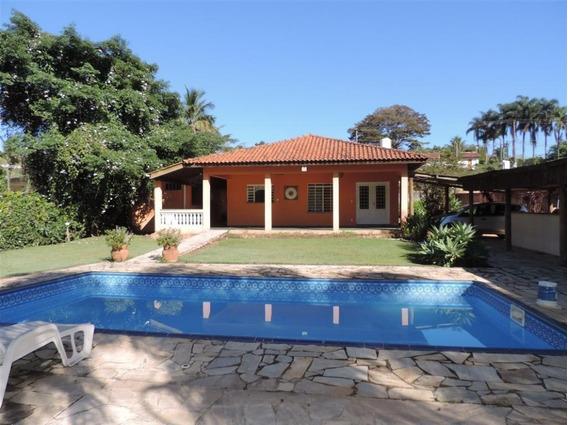 Chácara Em Pinheirinho, Vinhedo/sp De 500m² 3 Quartos Para Locação R$ 4.200,00/mes - Ch450466