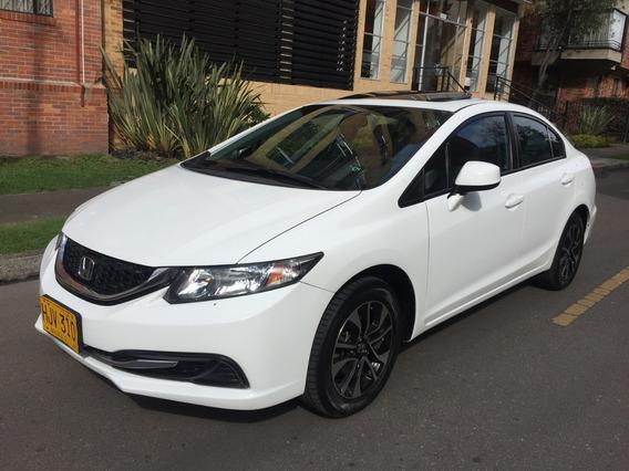 Honda Civic Ex-l Aut. Full