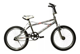 Bicicleta Bmx Peretti Extreme Ii 2 R20 2 +rotor + Fluo Cromo 48 Rayos + Linga