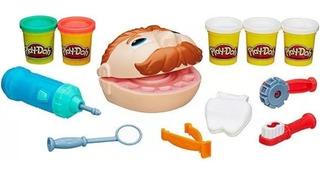 Play Doh Dentista Bromista.