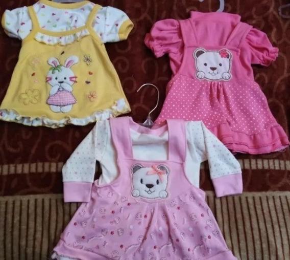 Conjunto Multicolor Niña 0-3 Meses Carmoona Baby