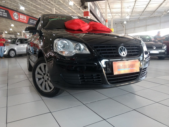 Volkswagen Polo 1.6 Vht Total Flex 5p 2012