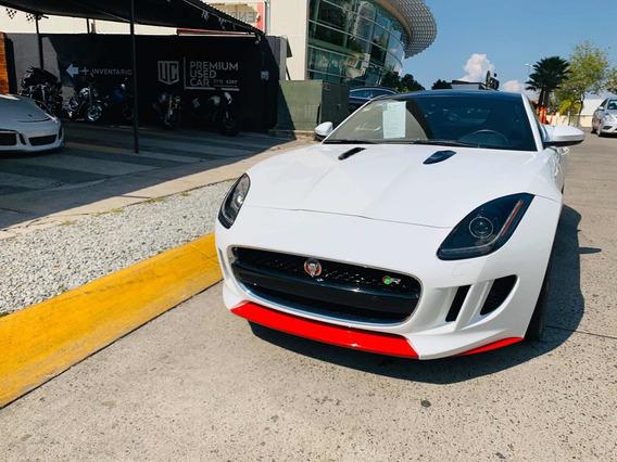 Jaguar F-type 5.0l V8 R Coupe Mt 2015