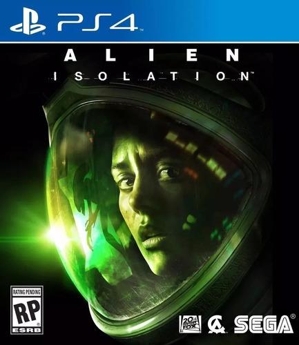 Alien Isolation Descargable 2º Ps4 Jugalo Hoy
