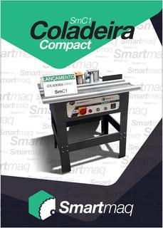 Coladeira De Borda Compact Smc1 Smartmaq