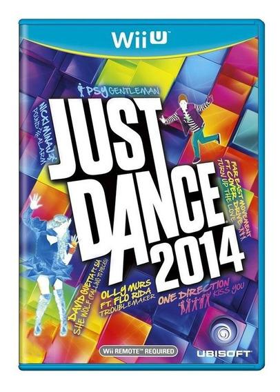 Just Dance 2014 Wii U Mídia Física Pronta Entrega