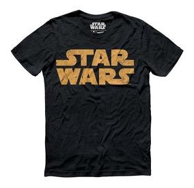 Playera Hombre Star Wars Lucasfilms Disney Máscara De Látex