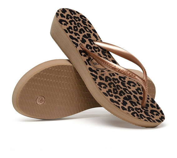 Chinelo Havaianas Sandália Feminino High Light Ii
