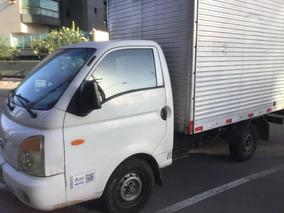 Caminhão Hr Hyundai Bau Agregado