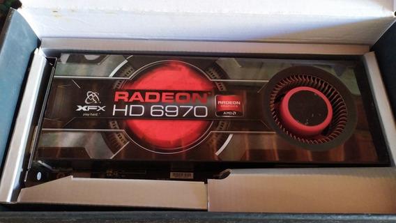 Placa De Vídeo Xfx Radeon Hd6970 Completa