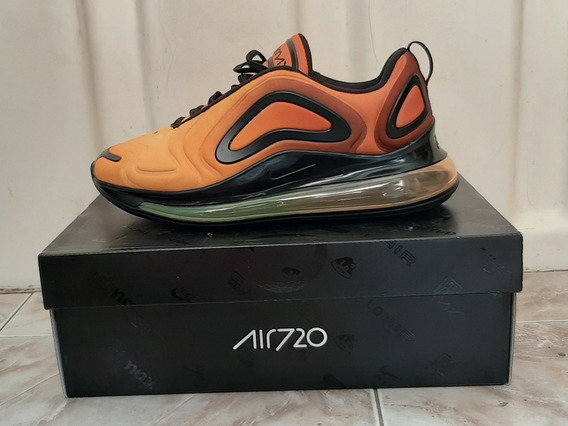 Zapatillas Air Max 720 Sunrise Originales Impecables!