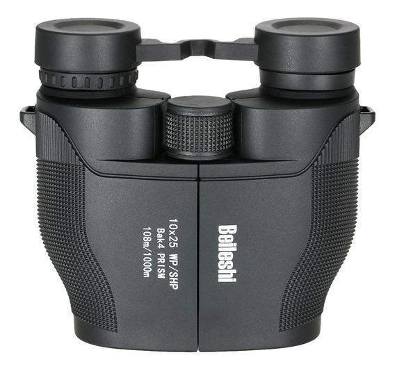 Black10x25 Compacto Impermeável Binocular À Prova De Choque