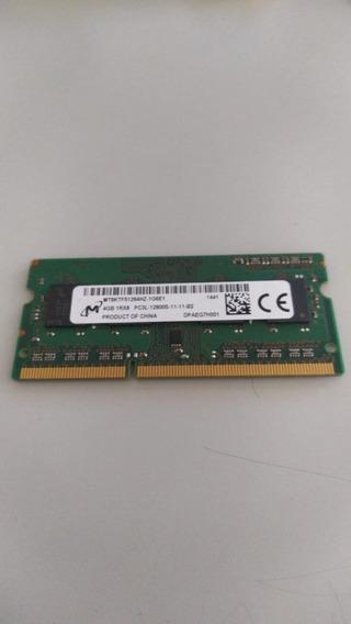 Memória Original Para Apple Mac 4gb Ddr3 1600mhz Low Voltag