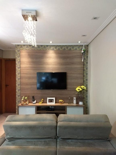 Imagem 1 de 27 de Cobertura Com 2 Dormitórios À Venda, 92 M² - Bangu - Santo André/sp - Co2835