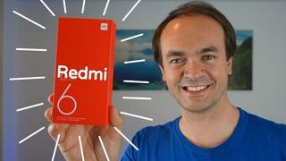 Xiaomi Redmi 6 32gb 3gb Dual+2 Capas+películas-versão Global