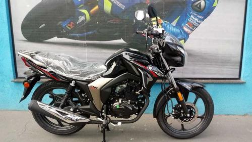 Imagem 1 de 10 de Suzuki Gsr - Dk 150 Cbs Zero Km