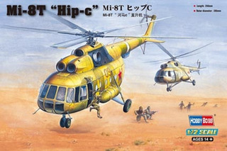 Helicóptero 1:72 Hobby Boss - 87221 - Mi-17 Hip-h