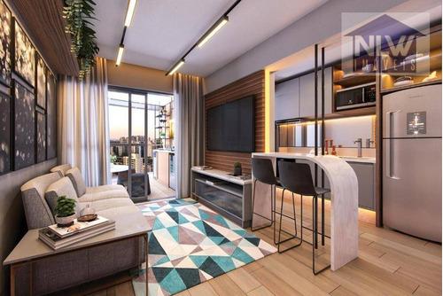 Imagem 1 de 30 de Studio Com 1 Dormitório À Venda, 32 M² Por R$ 508.950,00 - Vila Mariana - São Paulo/sp - St0091