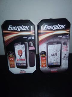 Tlf Energizer Totalmente Nuevo Con Caja Y Todos Los Accesori