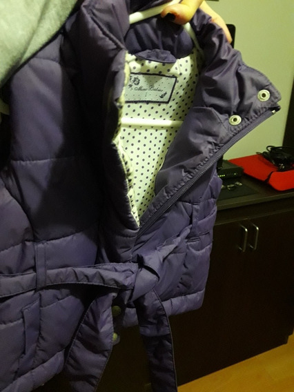 Combo Campera + Pantalon + Chaleco Inflable. Nena. Talle 2