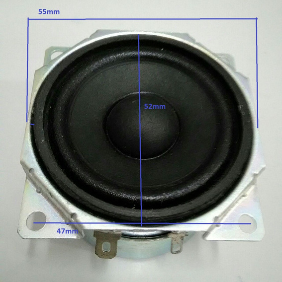 Alto Falante Woofer Home Theater Sony 3 Ohms 1-826-467-11