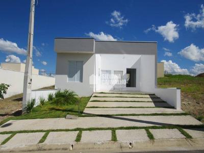 Casa Residencial À Venda, Condomínio Village Moutonnée, Salto. - Ca6601