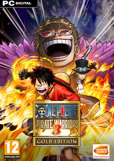 One Piece Pirate Warriors 3 Gold Edition Pc