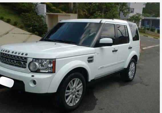 Land Rover Discovery 4 2011 Blindado