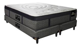 Sommier Colchon King Koil 160x200 Luxury Pocket E/grat Caba