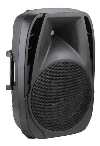 Caixa De Som Amplificada 15 Polegadas Bluetooth Guitarra Mic