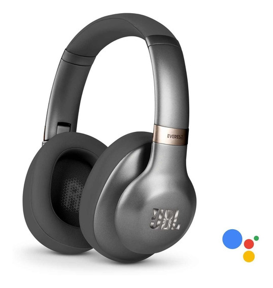 Fone De Ouvido Bluetooth Jbl Brasil Everest 710ga - Cinza