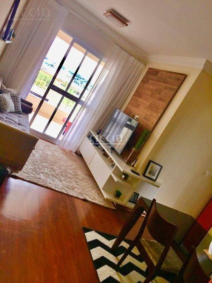 Lindo Apartamento Andar Alto Edifício Grand Milano Jd. Das Industrias - Ap2115