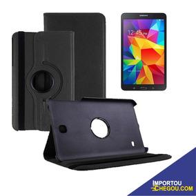 Capa Couro Giratória Tablet Samsung Galaxy Entrega Imediata