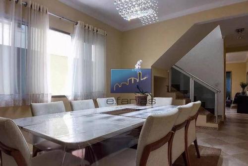 Sobrado Com 4 Dormitórios À Venda, 259 M² Por R$ 900.000 - Cidade Patriarca - São Paulo/sp - So1151