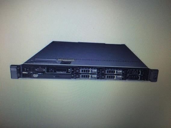 Dell R610 - 2 Fontes, 32gb Ram, 2 Quad E 1 Hd Sas De 146gb