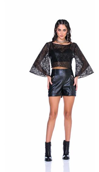 Conjunto Copped E Shorts - Lançamento Avizo Wear