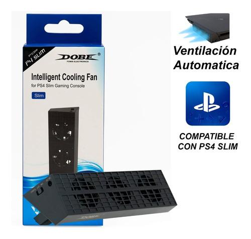 Cooler Para Playstation 4 Slim /ventilador Ps4 Slim