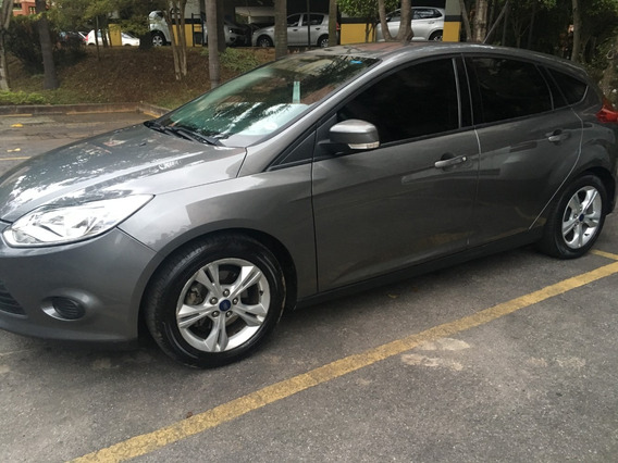 Ford Focus 1.6 S 16v Flex 4p Powershift 2014