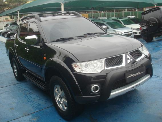 L 200 Triton 3.5 Hpe Flex Cab. Dupla 4x4 Aut. 2013