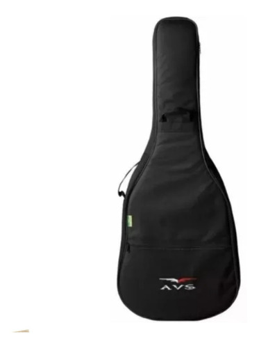 Capa Bag Avs P/ Violao Folk Violao Aco - Super Luxo