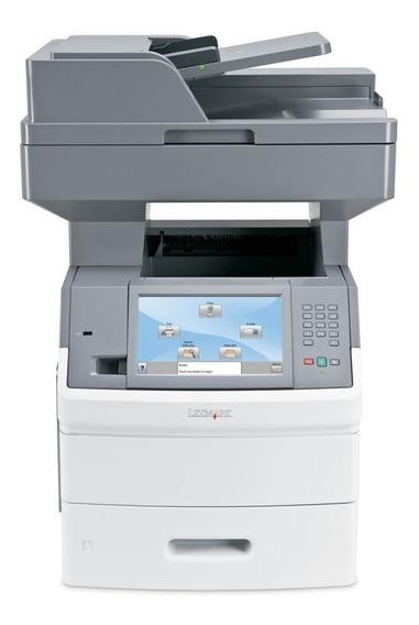 Impressora Multifuncional Lexmark X656 - Revisada Sem Toner