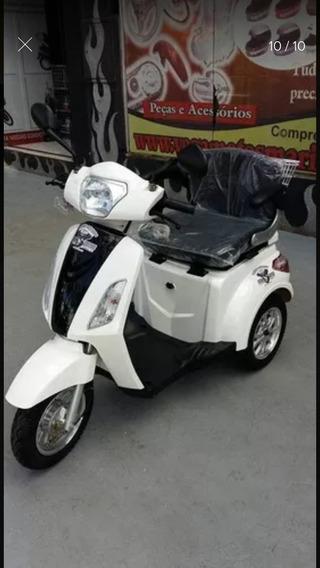 Triciclo Motown Bike 800w Eletrico