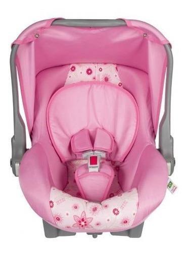 Bebê Conforto Menino Menina Ate 13 Kg Rosa