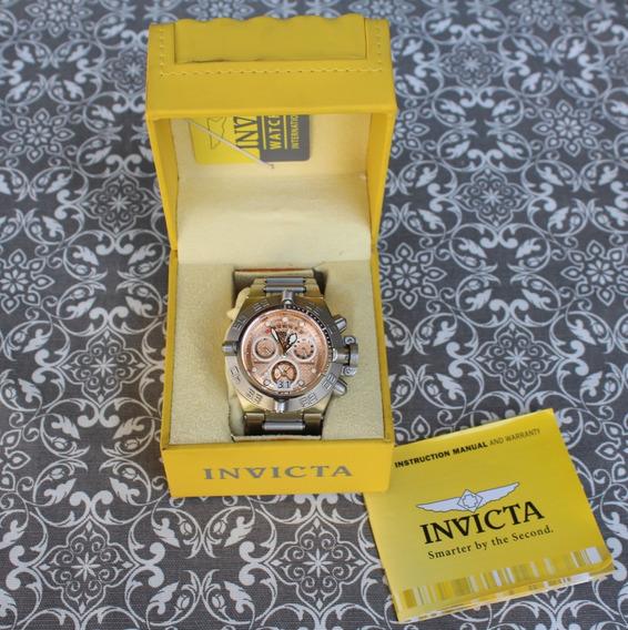 Reloj Invicta Subaqua Noma Iv (4) Excelentes Condiciones