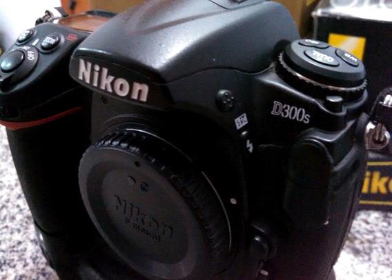 Nikon D300s + Grip Original + Não D600 D7200