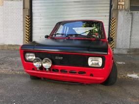 Fiat 128 Europa Iava Jaula Butacas Leva Mil Millas Clasico
