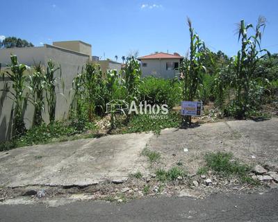 Terreno No Jardim Europa Ii, Indaiatuba/sp, Área Terreno De 250 M² - Tr01362 - 1989687
